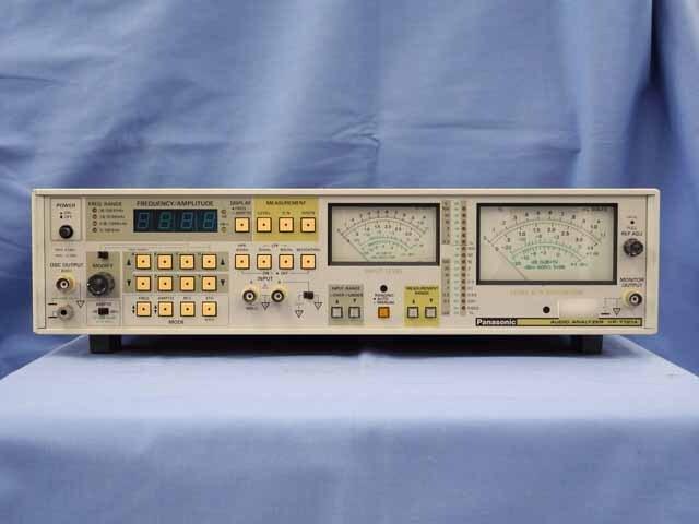 中古 パナソニック オーディオアナライザ VP-7721A (管理番号:UKK-10244)