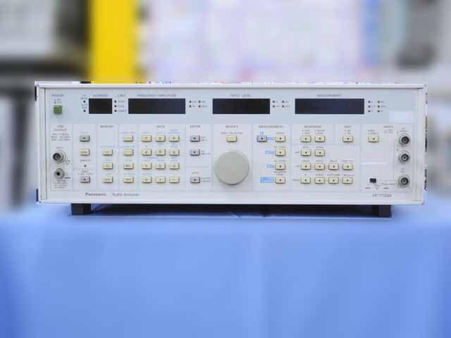 中古 パナソニック オーディオアナライザ VP-7723A (管理番号:UKK-10246)
