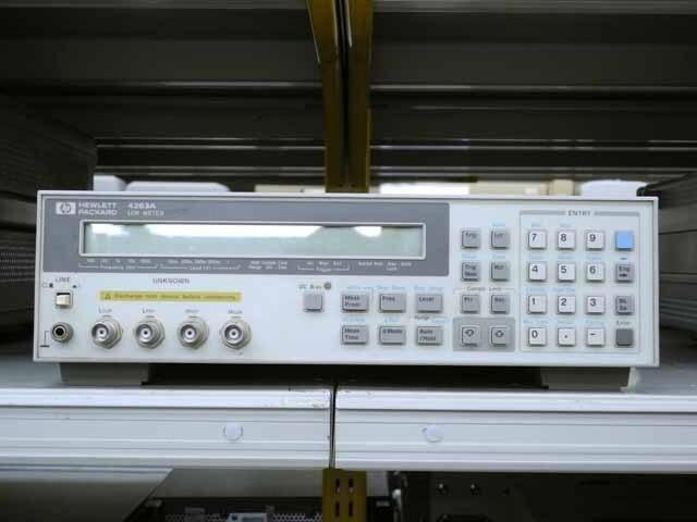 中古 キーサイト(hp) LCRメータ 4263A (管理番号:UKK-10262)
