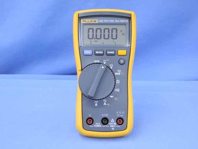 中古 フルーク デジタルマルチメータ 115 (管理番号:UKK-1032)