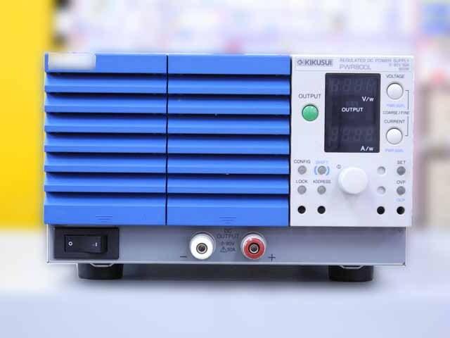 中古 菊水電子工業 直流安定化電源 PWR800L (管理番号:UKK-10328)