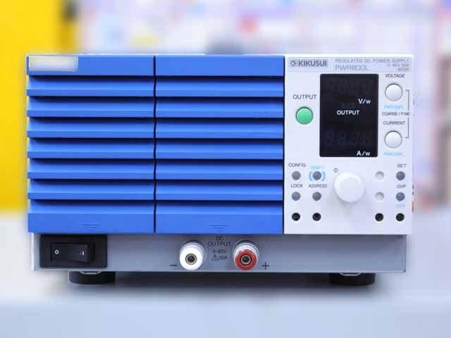 中古 菊水電子工業 直流安定化電源 PWR800L (管理番号:UKK-10329)