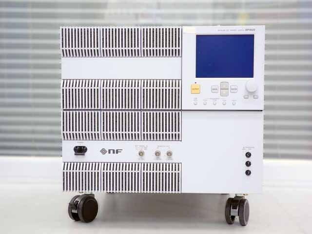 中古 NF回路設計ブロック バイポーラ電源 BP4620 (管理番号:UKK-10352)