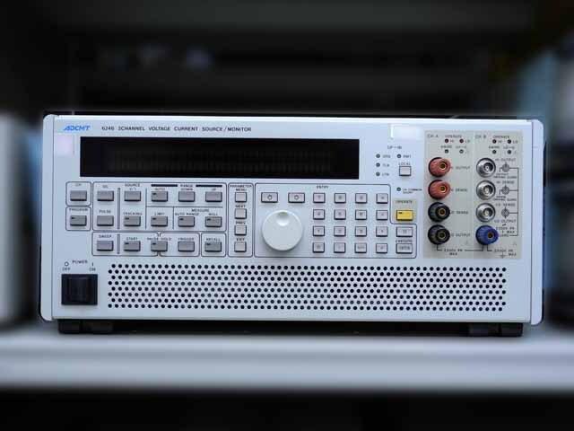 中古 エーディーシー 直流電圧電流発生器 6246 (管理番号:UKK-10365)