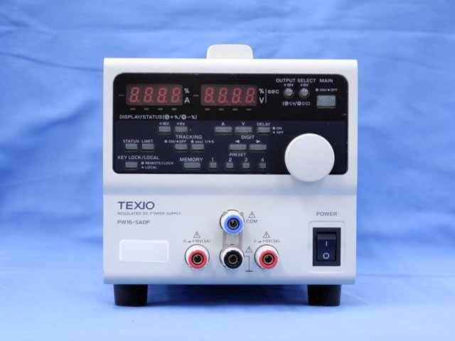 中古 テクシオ 直流安定化電源 PW16-5ADP (管理番号:UKK-10385)