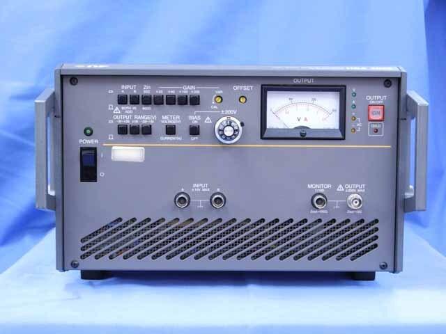 中古 エヌエフ回路設計ブロック バイポーラ電源 HSA4052 (管理番号:UKK-10405)