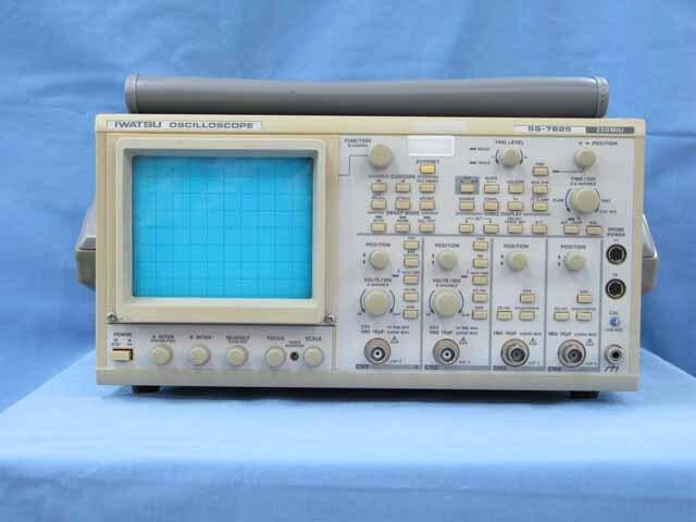 中古 岩崎通信機 アナログ・オシロスコープ SS-7825 (管理番号:UKK-10483)