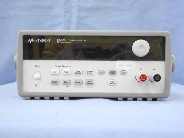 中古 キーサイト 直流安定化電源 E3642A (管理番号:UKK-10509)