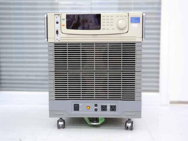 中古 菊水電子工業 交流安定化電源 PCR2000LA  (管理番号:UKK-10517)