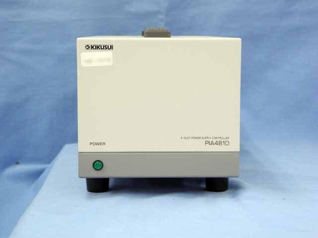 中古 菊水電子 パワーサプライコントローラ PIA4810  (管理番号:UKK-10518)