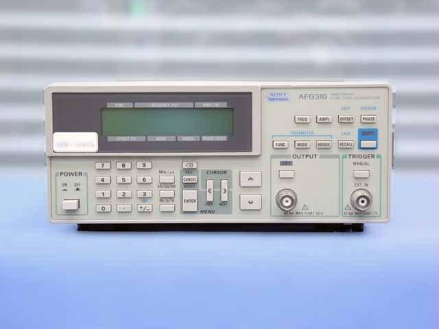 中古 ソニー・テクトロニクス 任意波形/ファンクションジェネレータ AFG310 (管理番号:UKK-10606)