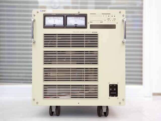中古 エヌエフ回路設計ブロック 電力増幅器 4520A (管理番号:UKK-10686)