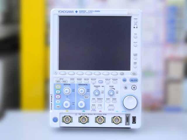 中古 横河計測 デジタルオシロスコープ DLM2024(710110) (管理番号:UKK-10368)