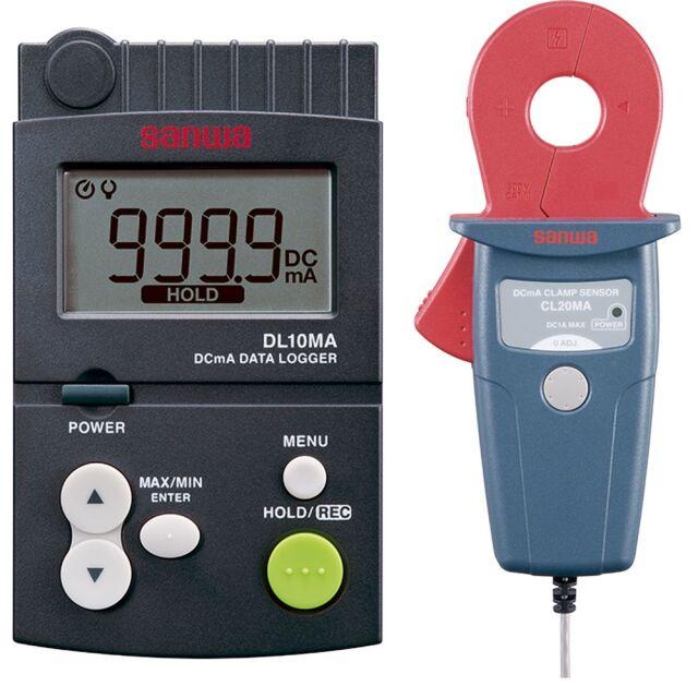 三和電気計器 漏電測定器/ロガー CL20MA/S