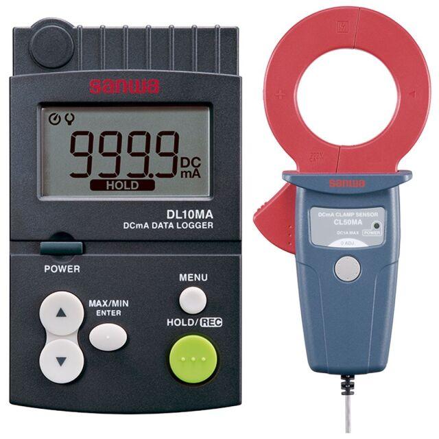 三和電気計器 漏電測定器/ロガー CL50MA/S
