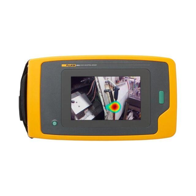 【お問合せ商品】FLUKE 産業用超音波カメラ ii900