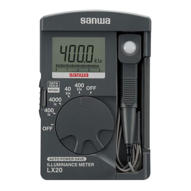 三和電気計器 照度計 LX20