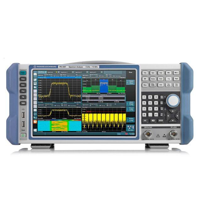 【お問合せ商品】 R&S FPL1007スペクトラム・アナライザ特別パッケージ FPL1007-P6 (1304.0027P06)
