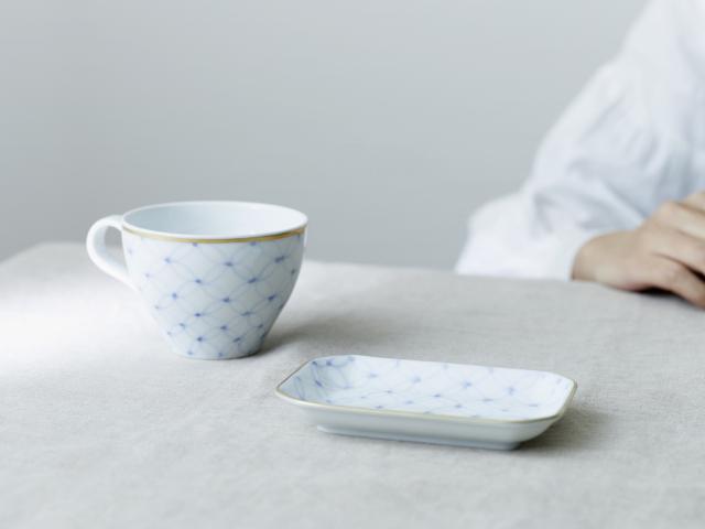 フィナンシェと紅茶の器【カップ】