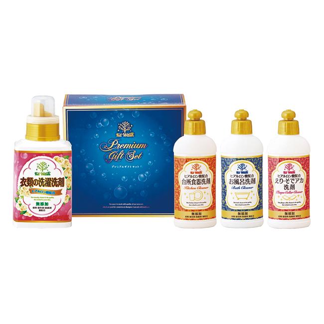 プレミアム 手と素肌にやさしい洗剤(ヒアルロン酸入り) No.25