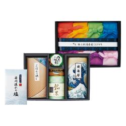 【送料無料】初代 田蔵 新潟県産こしひかり 贅沢リッチギフトセット No.100