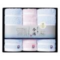 今治ぼかし織り 日本名産地タオル フェイス・ハンドタオルセット No.25