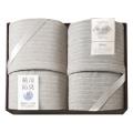 ミューファン銀の糸 5重ガーゼケット2枚セット No.500