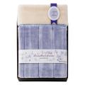 西川リビング 日本製軽量襟付きニューマイヤー毛布 No.150