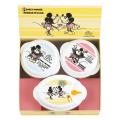 ミッキー&ミニー ヴィンテージコミック 電子レンジ容器3pcセット No.10