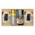美食ファクトリー 蔵出し卵がけ醤油と美味しい米ギフト No.26