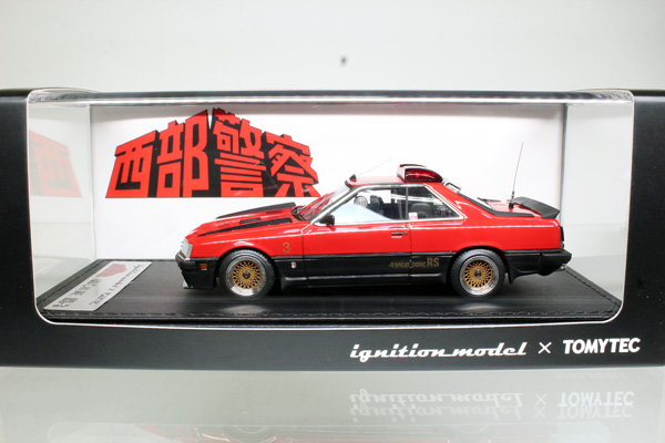 ignition model★T-IG4322★日産西部警察マシンRS-3※ignitionXTOMYTEC・1/43スケール・未開封品