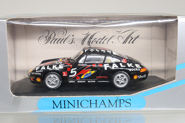 1/43スケール★430946305★Porsche 911 Supercup 1994※MINI CHAMPS・現状渡し