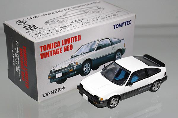 トミカ TLV ネオ