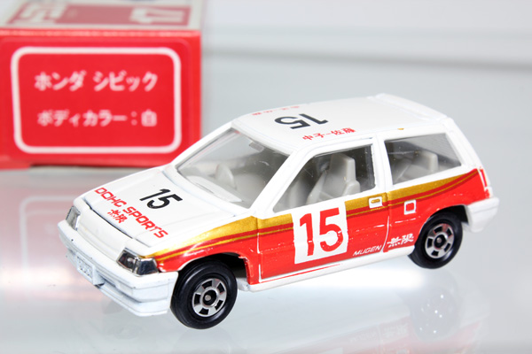 トミカ 赤箱(日本製)
