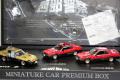 アオシマ★ ★西部警察プレミアムボックス(SUPER Z・MACHINE RS1・MACHINE RS2)※1/43スケール・アオシマ製
