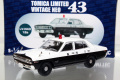 西部警察★N43-12a★日産セドリックパトロールカー(1973年式)※1/43スケール・NEO43