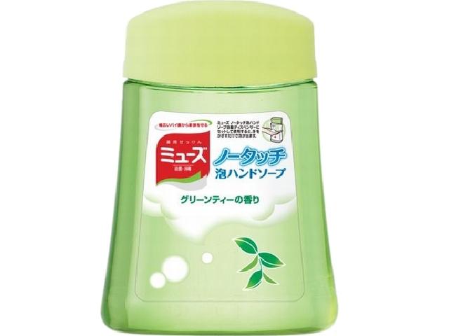 ミューズノータッチ グリーンティの香り 詰替 250ml