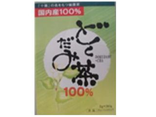 どくだみ茶100%ティーパック 3g×30包