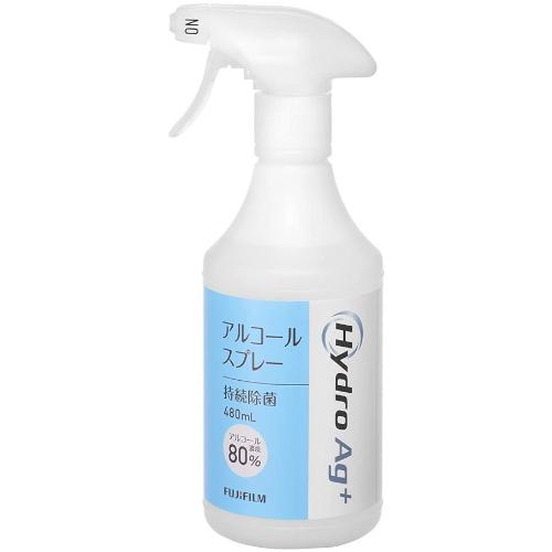 Hydro Ag+(ハイドロエージープラス) スプレー アルコール80% 480ml