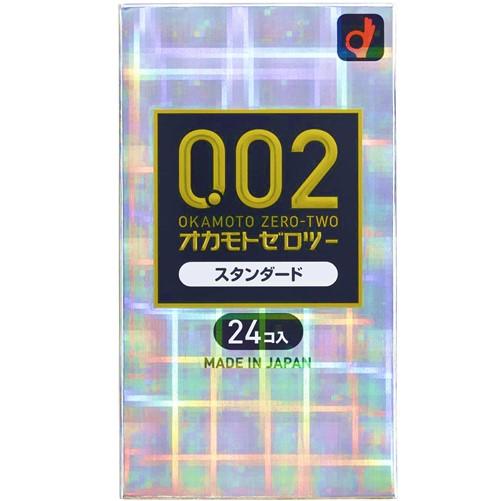 【オカモト】うすさ均一0.02EX 24個 F25