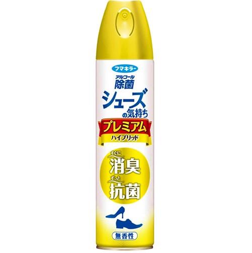 【フマキラ-】シューズの気持ちプレミアムハイブリッド 無香料 280ML  F30