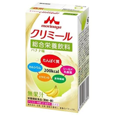 エンジョイクリミール バナナ味 125ml