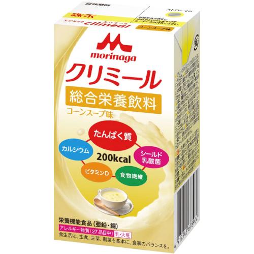 エンジョイクリミール コーンスープ味 125ml