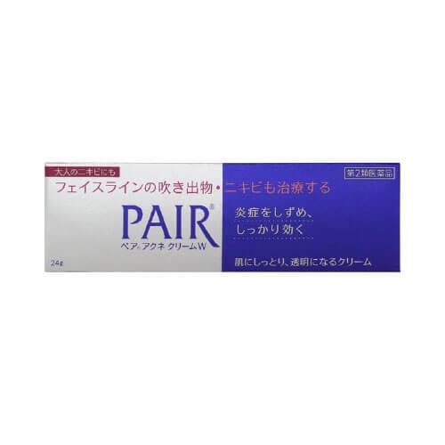 【第2類医薬品】ペアアクネクリームW 24g  SM税制対象