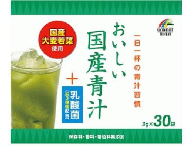 おいしい国産青汁+乳酸菌 3g×30袋  F20