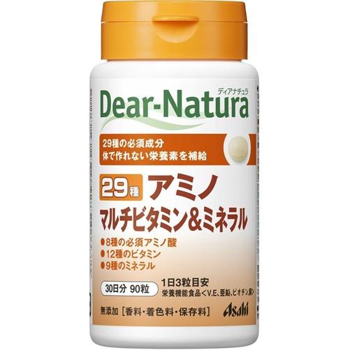 ディアナチュラ【Dear-Natura】29アミノマルチV&ミネラル 90粒