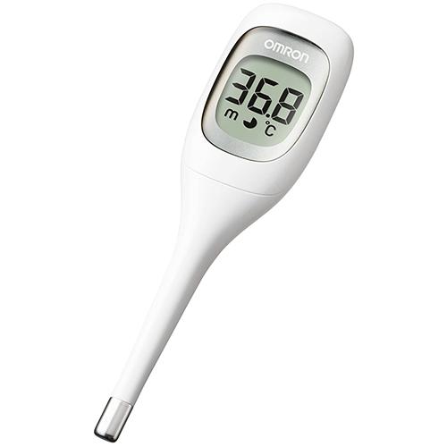 【オムロンヘルスケア】電子体温計 MC-681 けんおんくん  F20