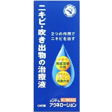【第2類医薬品】メンターム アクネローション 110ml