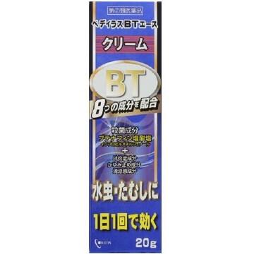 【指定第2類医薬品】ペディラスBTエース クリーム 20g  SM税制対象