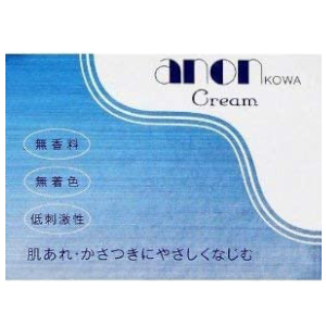 アノンコーワクリーム 80g  F05